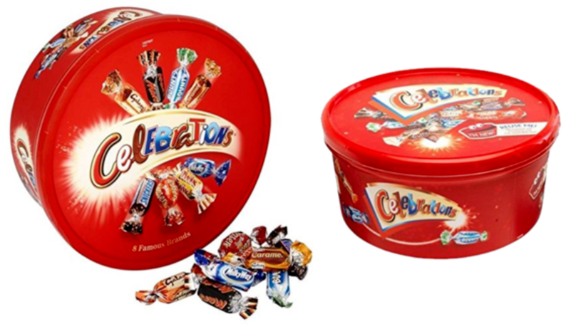 People Are Petitioning To Bring Back Galaxy Truffles To Celebrations In Time For Christmas