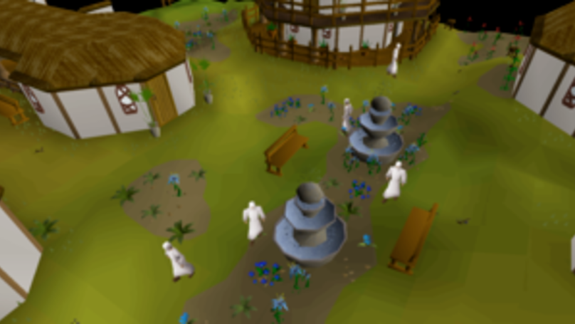 'Old School RuneScape' Taken Offline Because Gold Couldn't Stop Spawning