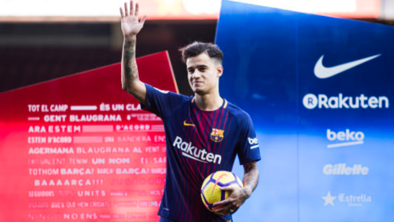 Nine Footballers Have A Bigger Release Clause Than Philippe Coutinho