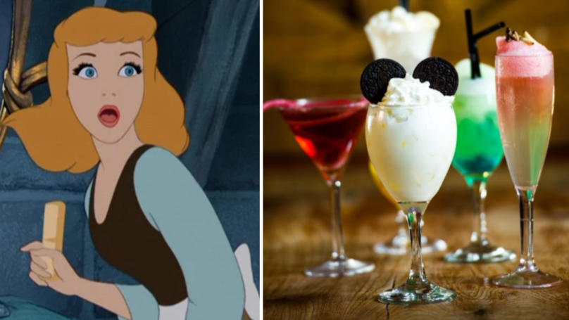 This Bar In Glasgow Has Disney-Inspired Cocktails And Mocktails