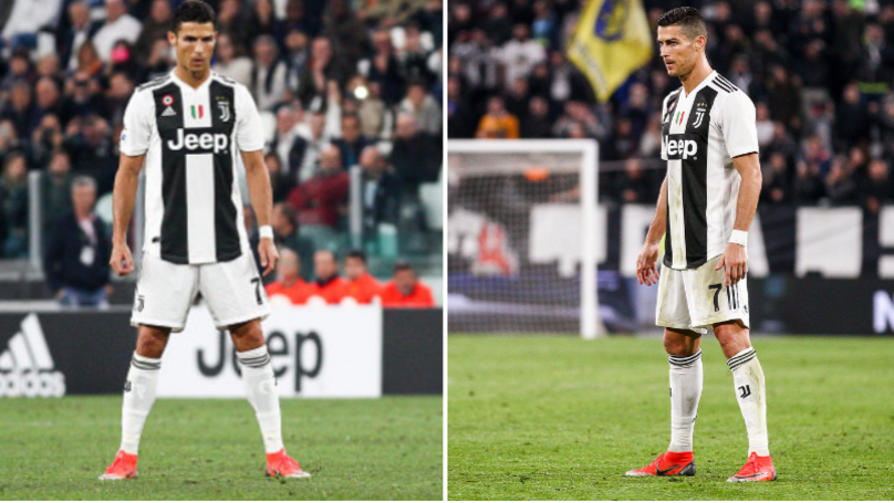 Cristiano Ronaldo Is The Worst Free-Kick Taker In Serie A, Stats Say