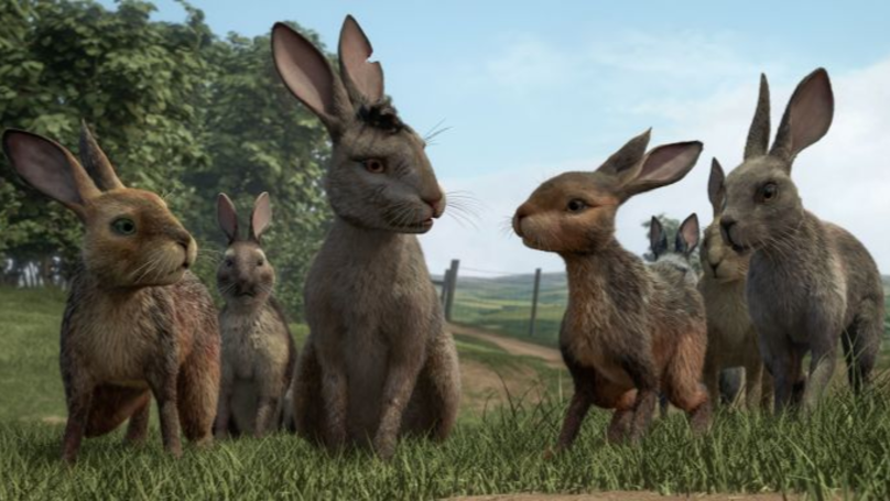 BBC Releases New Watership Down Trailer Ready For Festive Release