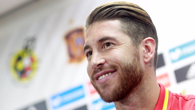 Sergio Ramos Picks His Top Five For The Ballon d'Or