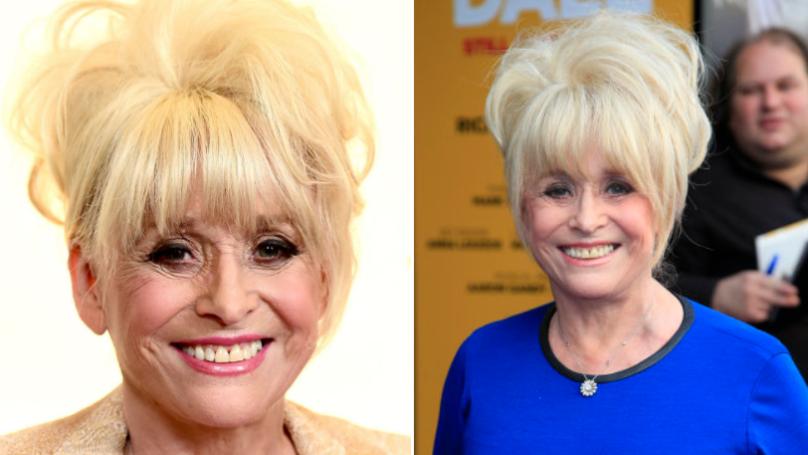 Dame Barbara Windsor's Husband Confirms Her Alzheimer's Diagnosis