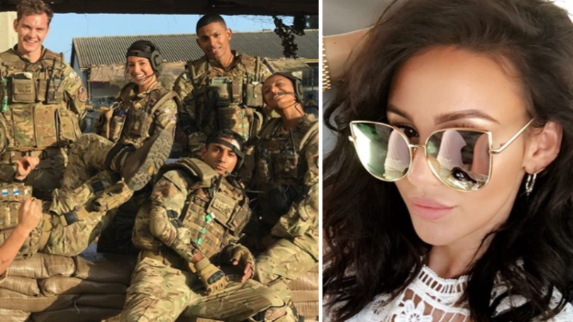 Michelle Keegan Reveals Painful Injuries From 'Horrific' Our Girl Filming