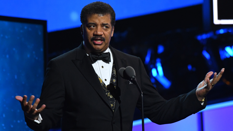 Astrophysicist ​Neil deGrasse Tyson Shuts Down Flat-Earthers