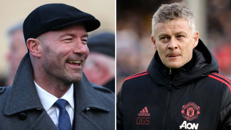 One Manchester United Player Has Failed To Improve Under Solskjær, Says Alan Shearer