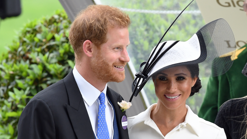 Etiquette Expert Explains Why Harry And Meghan Have Stopped Holding Hands