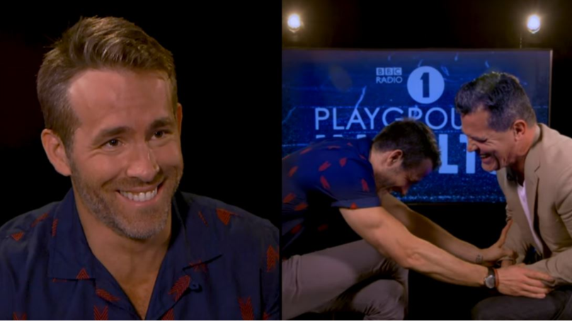 ​Ryan Reynolds And Josh Brolin Trade Playground Insults