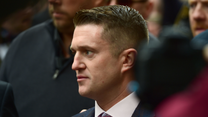 Tommy Robinson: Old Bailey Judge Rules Contempt Of Court Case Must Be Heard By Attorney General