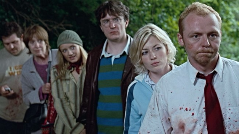 ​Simon Pegg Admits He's Written A 'Ridiculous' Vampire-Driven 'Shaun Of The Dead' Sequel Treatment