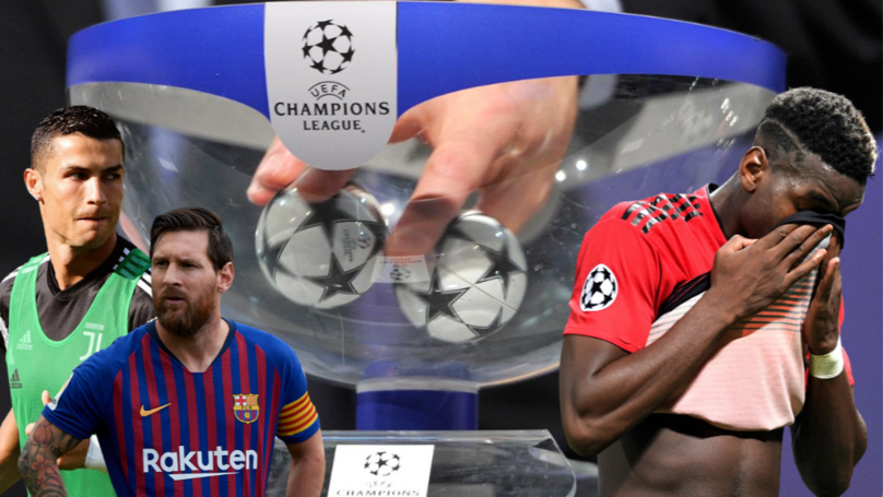 The Champions League Round-Of-16 Draw Probabilities For Every Team Calculated