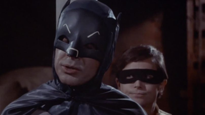 Batman Starred In A Video About The Gender Pay Gap In The 1970s And It's Very Weird