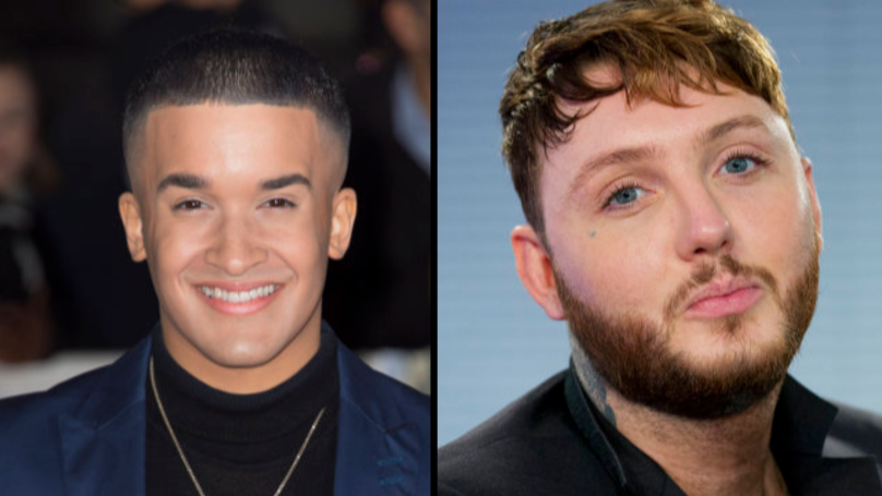 James Arthur Offers Support To Jahméne Douglas After Worrying Tweet