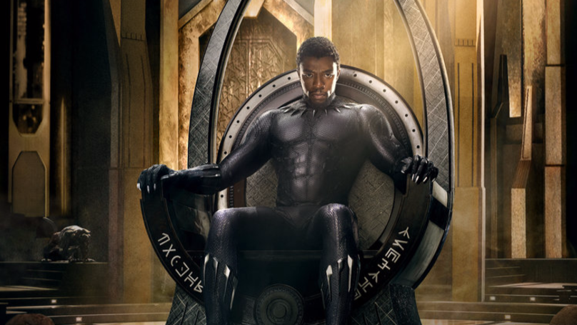 First Look At Marvel's 'Black Panther' Shows It'll Be Pretty Intense