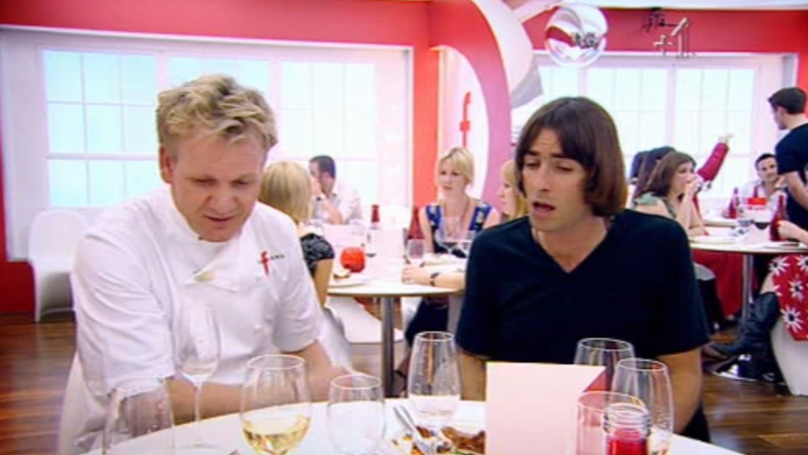 Gordon Ramsay And Liam Gallagher Laying Into Each Other Is TV Gold