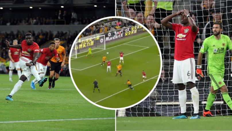 Paul Pogba Takes Penalty Ahead Of Marcus Rashford And Misses