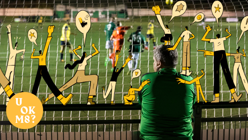 Hendon Town FC Is Tackling Mental Health To Show Football Is More Than A Game