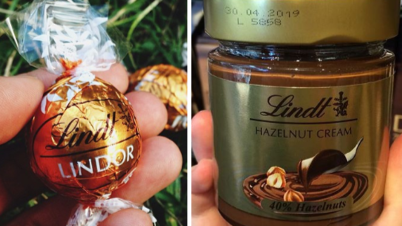 Move Over Nutella, You Can Now Get Lindt Chocolate Spread In The UK