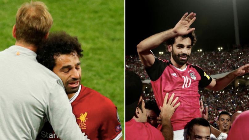 Jurgen Klopp Confirms That Mohamed Salah Is A Serious Doubt For The World Cup