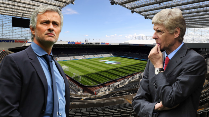 Newcastle Takeover Group 'Want Jose Mourinho Or Arsene Wenger' To Become Manager