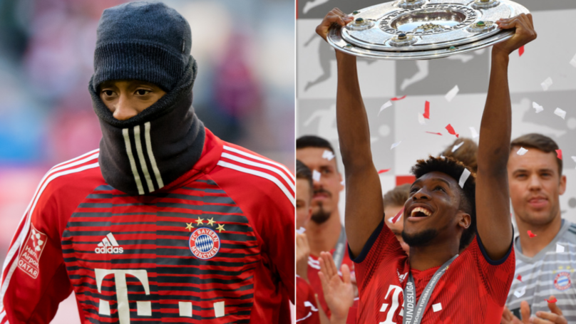Kingsley Coman Has Won Six Titles In A Row And He's Only 22-Years-Old