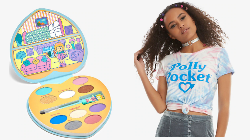 Hot Topic Has Launched A Polly Pocket Collection So You Can Relive The 90s