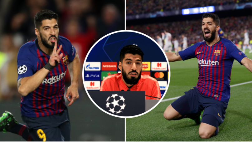 Barcelona's Luis Suarez Makes Promise To Liverpool Fans Ahead Of Anfield Return