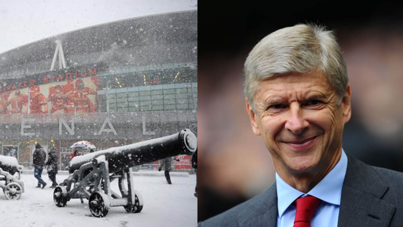 ​Arsenal v Man City 3/1 To Be Cancelled Due To Snow