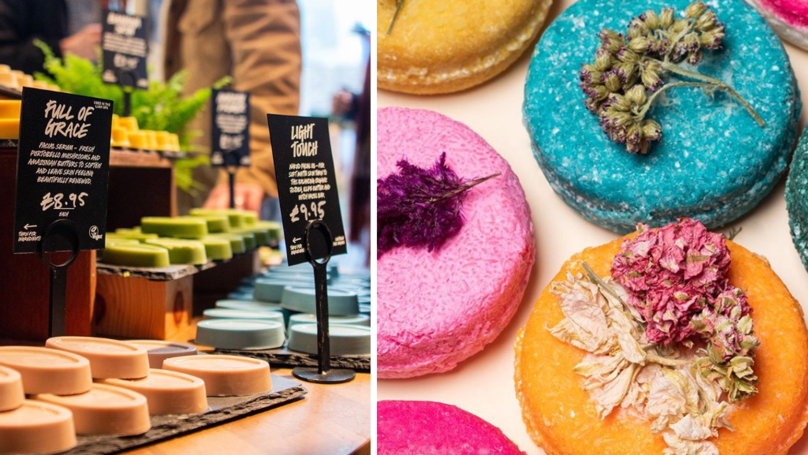 Lush Is Opening Its First UK 'Naked' Shop Where Everything Is Packaging And Plastic-Free