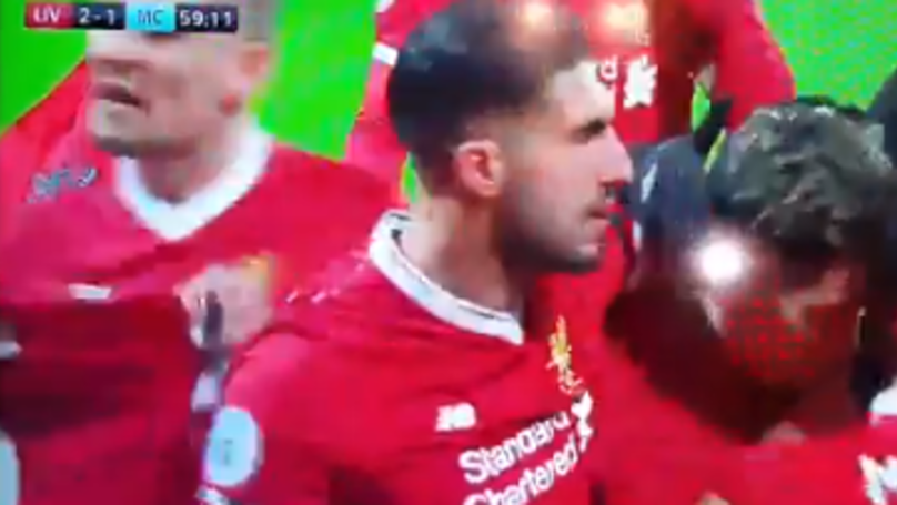 Liverpool Fans Loved What Dejan Lovren Did During Roberto Firmino Celebration