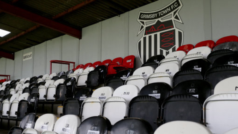 Grimsby Fans Find Brilliant Way To Forget About Inflatables Ban