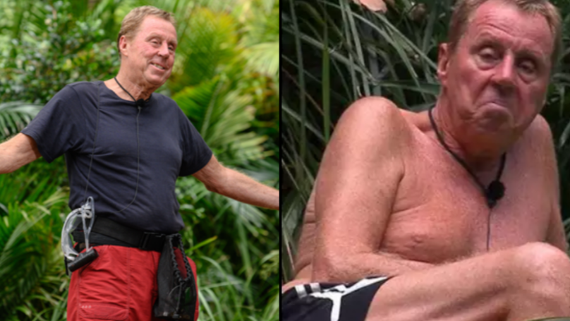 Harry Redknapp Could Earn A Fortune Now He's Won 'I'm A Celebrity...'