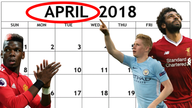 The First 10 Days Of April Are Every Football Fan's Dream