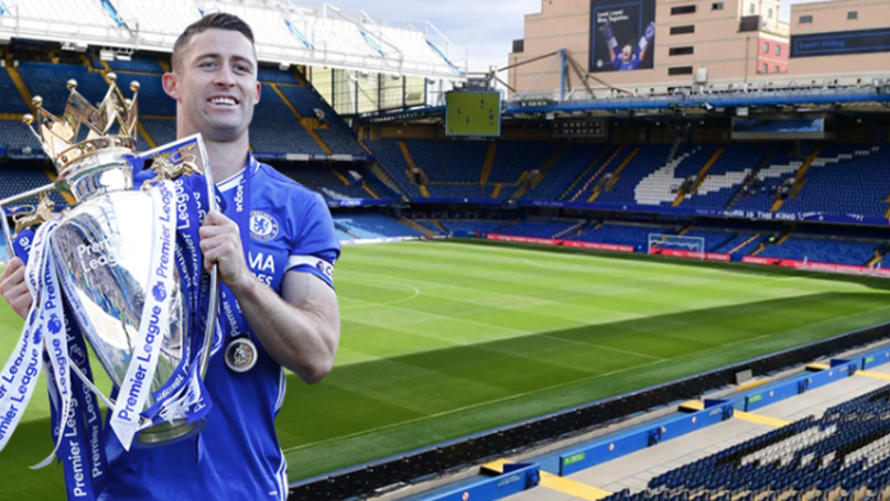 Chelsea Captain Gary Cahill Close To Signing With Premier League Club