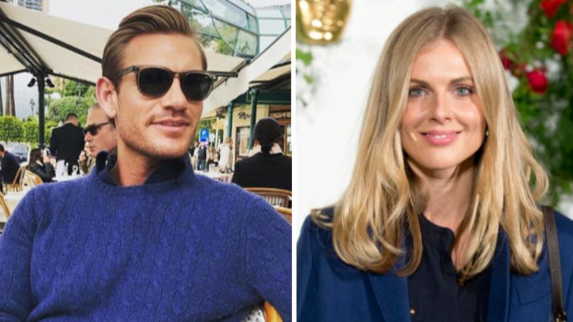 Donna Air Reportedly Dating Property Developer Ben Carrington