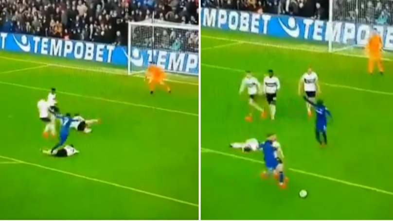 N'Golo Kante Urged Referee To Stop Game After Fulham's Joe Bryan Suffers Head Injury