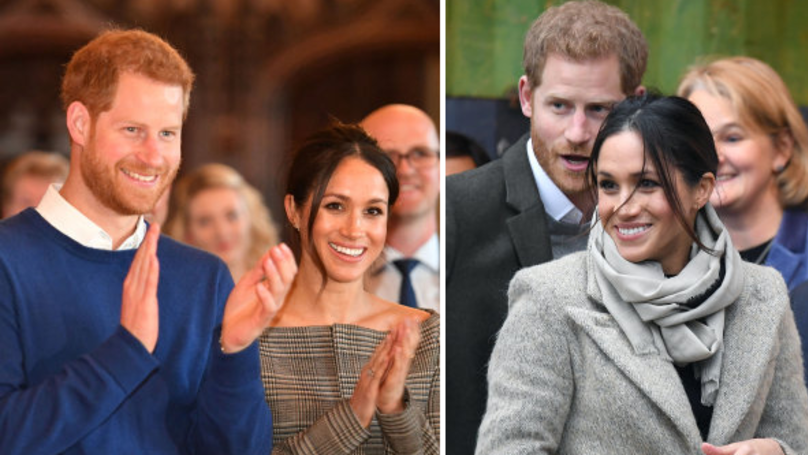 Prince Harry Wants His Wedding Guests To 'Support His Charity Work'