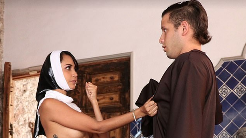 Former Nun-In-Training Makes Adult Film Debut In Convent Porn Scene
