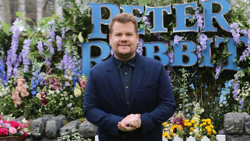 James Corden Reveals The Biggest Thing He Misses About The UK