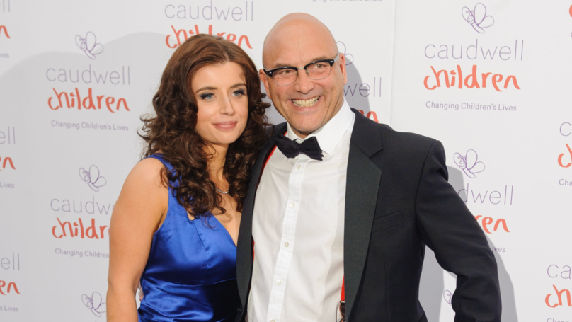 Gregg Wallace And Wife Anna Welcome Little Boy