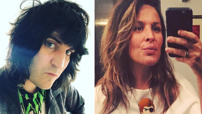 Noel Fielding And Lliana Bird Confirm They Are Expecting Their First Child