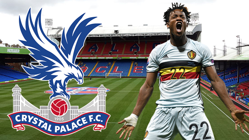 Michy Batshuayi Looks Set To Move To Crystal Palace