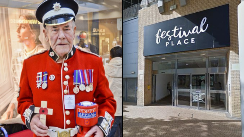 Thieves Steal £1,500 In Poppy Appeal Donations From 84-Year-Old Veteran