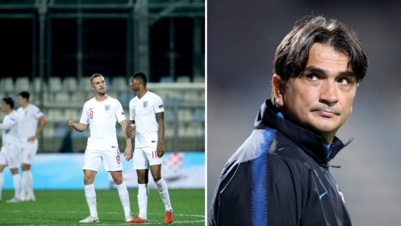 Jordan Henderson's Rant At Croatia Manager Zlatko Dalic Could Be Heard Loud And Clear