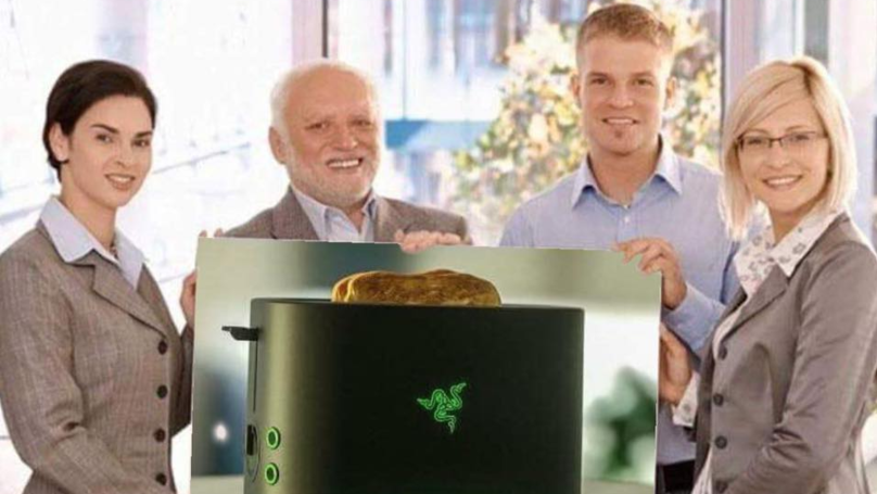 ​Thousands Back 'Give Us The Razer Toaster' Facebook Page