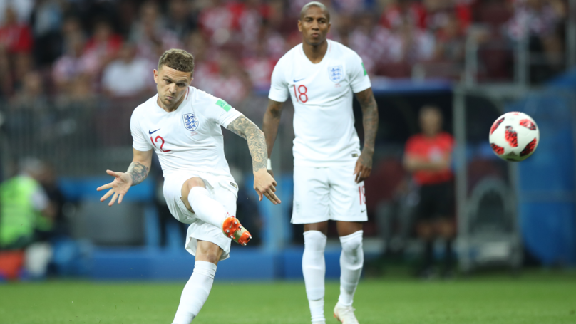 The World Has Gone Downhill Ever Since Trippier's Freekick Against Croatia