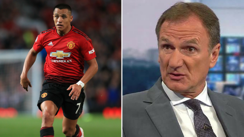 Phil Thompson Claims Manchester United Pay Alexis Sanchez £900k-A-Week