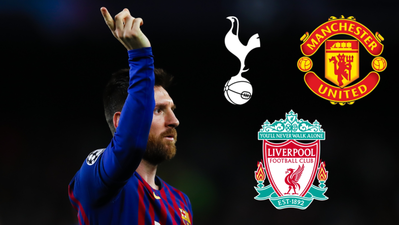 Lionel Messi Has Scored The Most Goals Against The Premier League's Top Six This Season