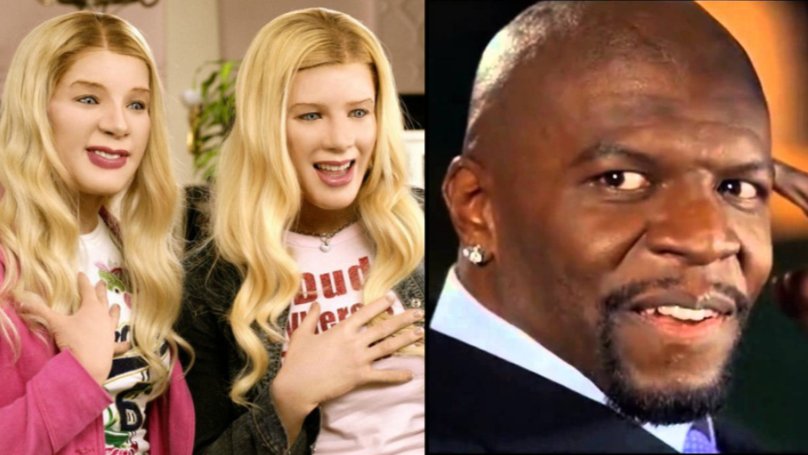 Terry Crews Says White Chicks 2 Is Going To Happen